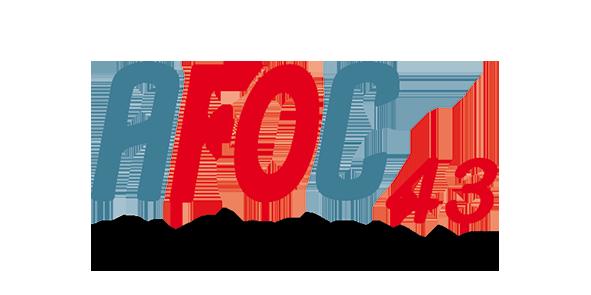 logo AFOC 43